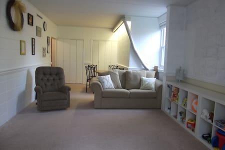 2 Bedroom Condo (3rd floor) - Blacksburg