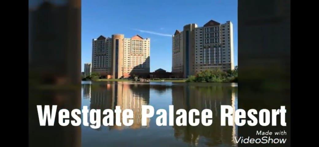 Westgate Palace Resort (Suite) lake view marina