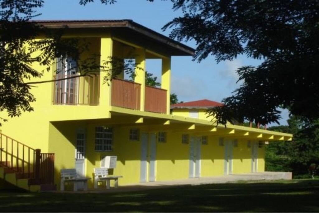 La Cuadra Guest House