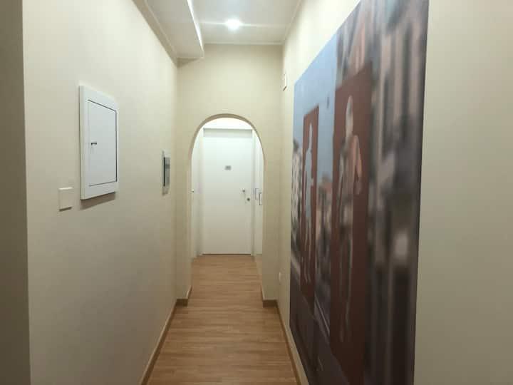 Camera matrimoniale con bagno privato 108
