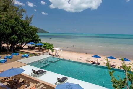 beachfront condo - Amphoe Sattahip