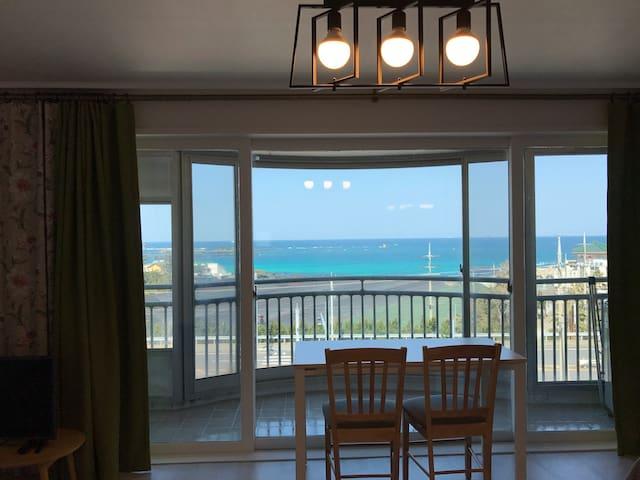 Ocean view villa Jeju-VERT - Jochon-eup, Cheju - Lejlighed