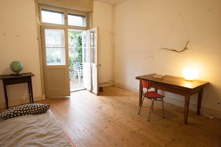 Private room near Messeplatz, Baselworld - Basileia - Casa