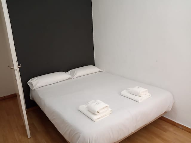 Piso con dos dormitorios en el Centro de Salamanca