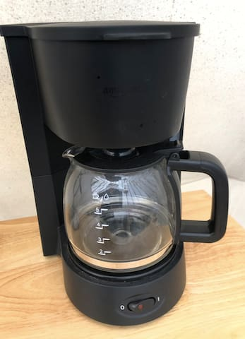 Coffee maker (Coffee and cups provided!)
