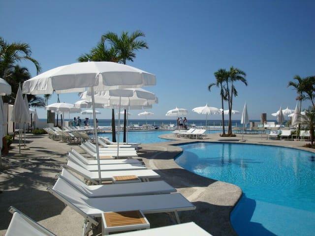 Mayan  Lakes Acapulco DIAMANTE Con MEMBRESIAS - Acapulco - Wohnung