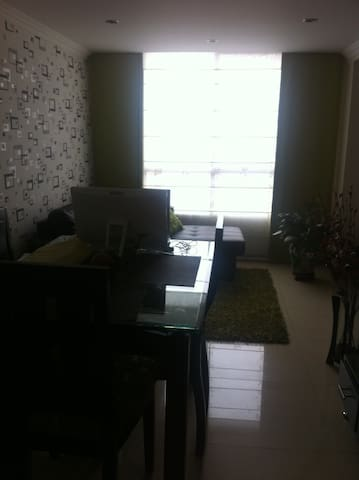 Habitación y baño privado bien ubicado. - Bogotá - Apartment
