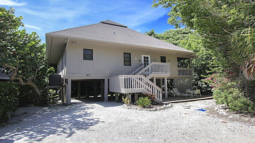 Low Off Season rates - boat slip included ! - Captiva - Rumah