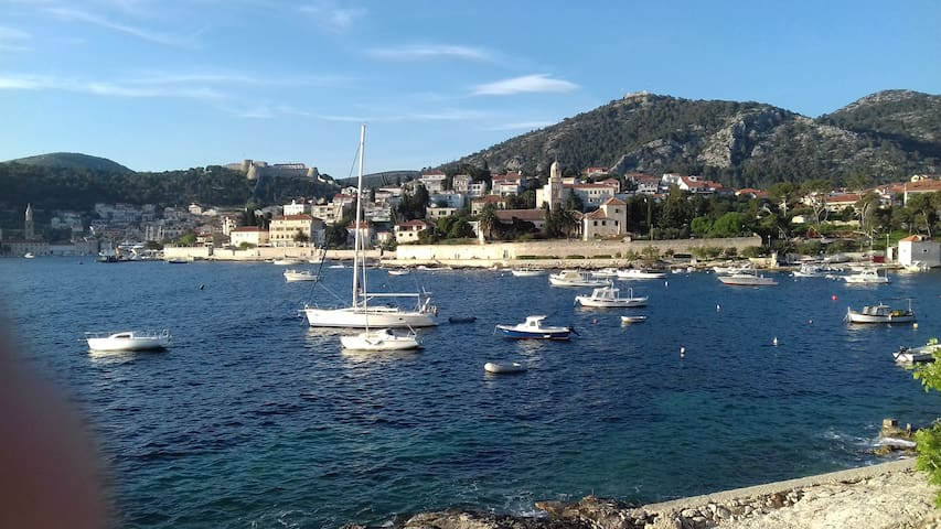 Apartment Hvar for 2,3 per.free today