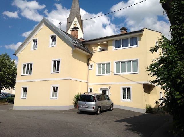 Apartment-Haus Pleterski Obervellach