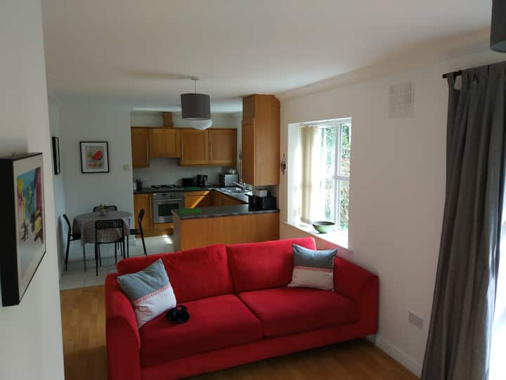 Apartment in Portmarnock(beach and golf course)