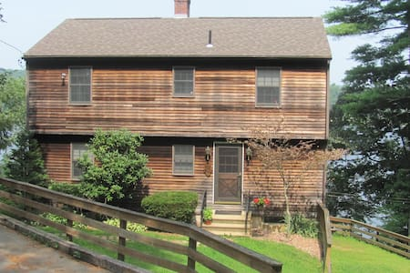 4BR Lakefront New England Charmer - West Brookfield - Ev