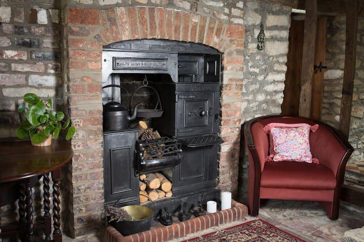 Traditional Yorkshire range