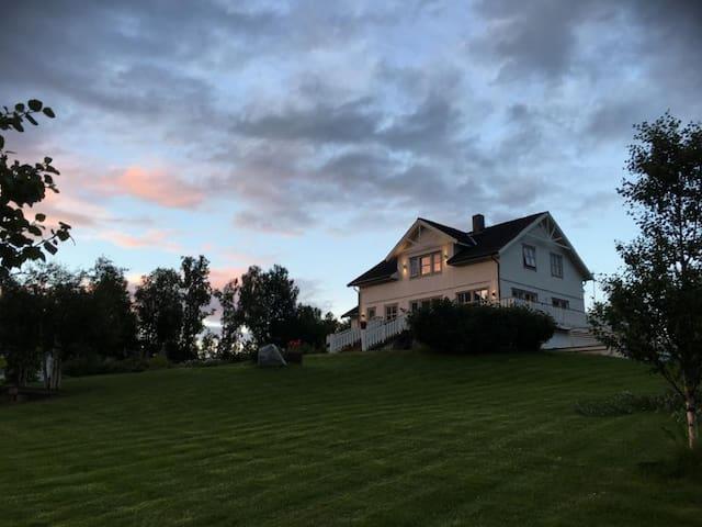 Heimstad Lodge