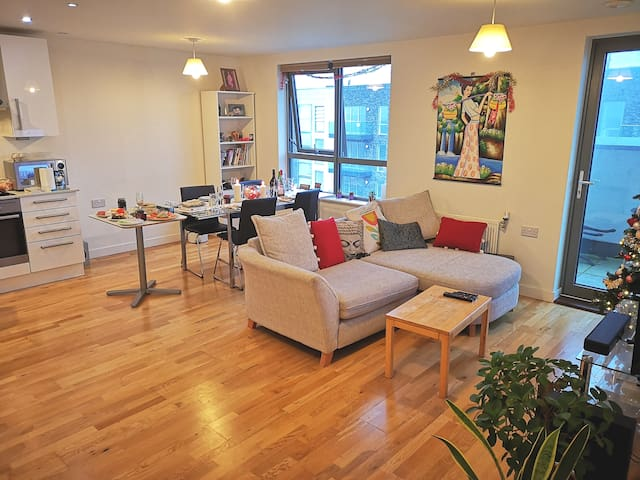 Luxurious, spacious, modern Flat in Wembley London