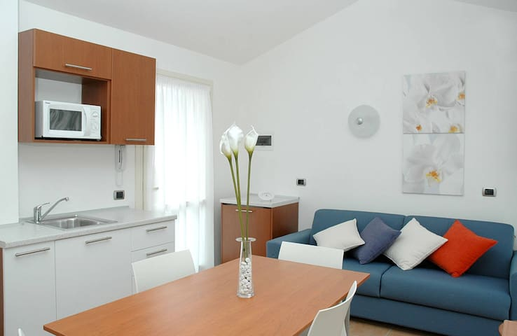 Apartment Villaggio Porto Letizia for 2 persons