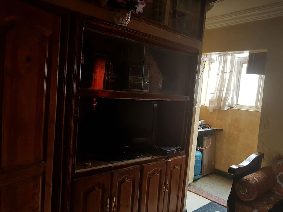 Tv PLasma with cable and satellite
