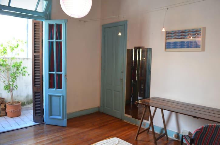 Gran habitación de 4x4m. - Buenos Aires - House