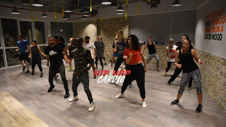 The best way to dance, workout in Dubai