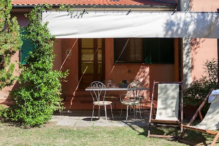 Agriturimo in the countyside, close to the sea - Bolgheri