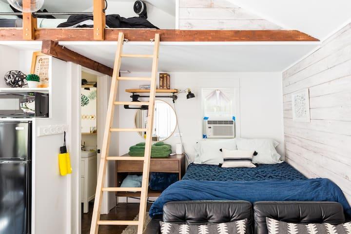Prostor za spavanje 1