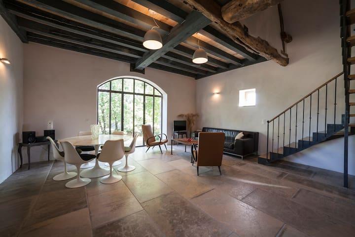 Terre Rouge - Magnifique maison en pierres - Lunegarde - Dom