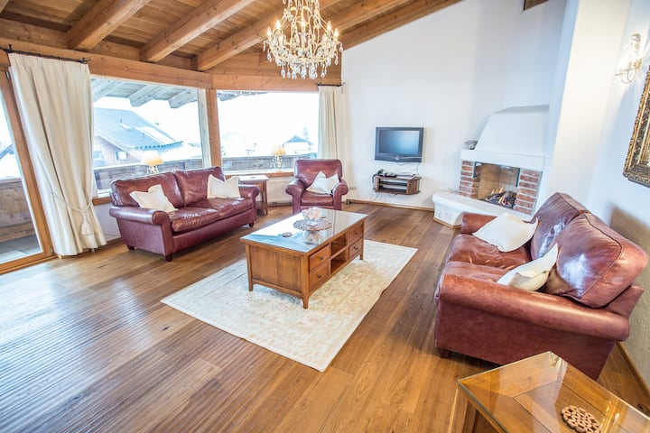 Centrally located 4 star Luxus apartment