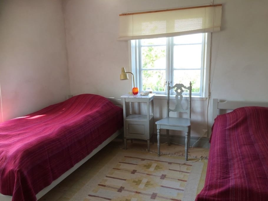 sovrum / sleeping room