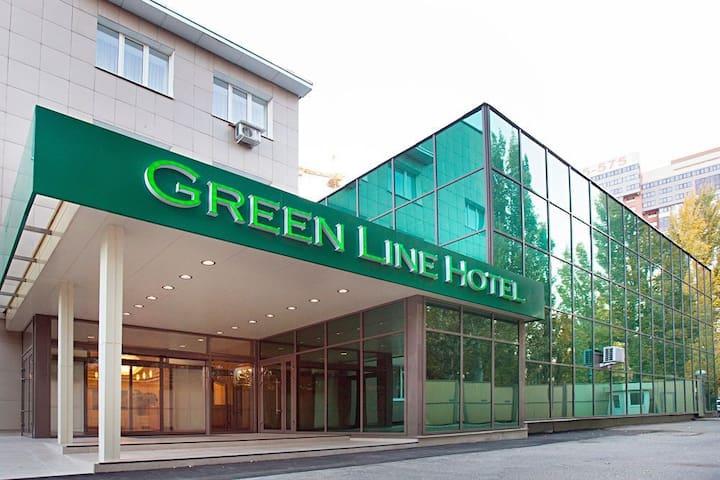 Green Line Hotel Samara 3*