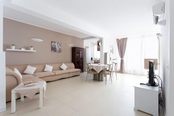 """DELIZIOSO BIVANI """"Nonno Nanni"""" - ปาแลร์โม่ - อพาร์ทเมนท์"""