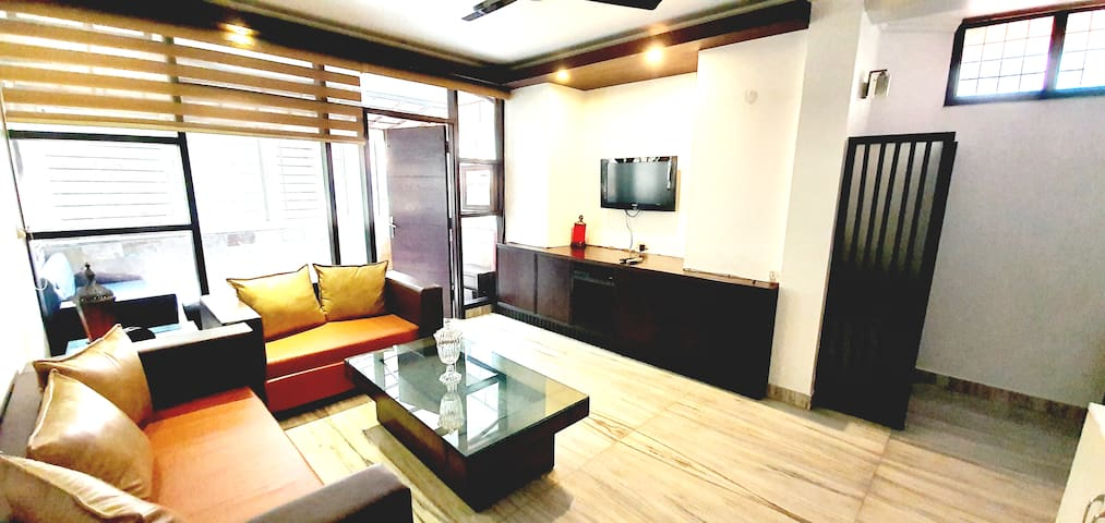 Iris Boutique Residencies Greater Kailash 2, Delhi