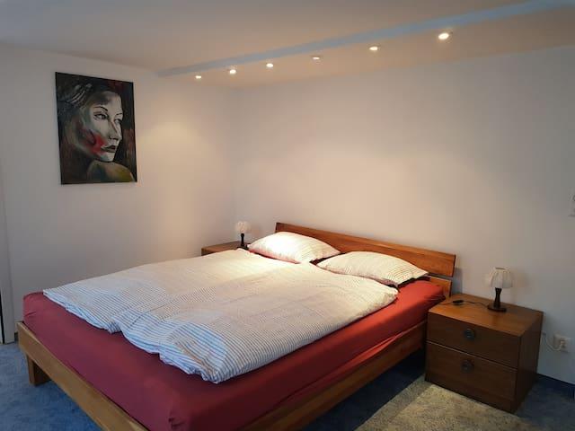 Doppelzimmer im schönen Oberiberg