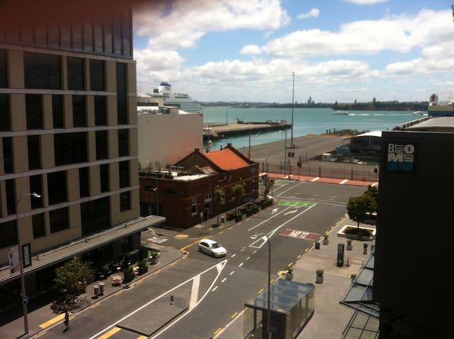 CBD Auckland modern apartment