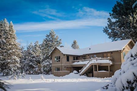 Beautiful Sunriver Lodge - Sunriver - Dům