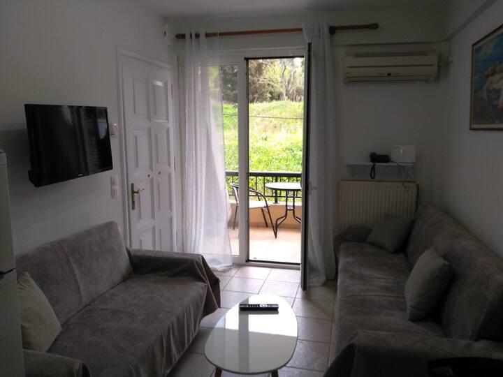 Seaview apartment next to Corfu Old Town