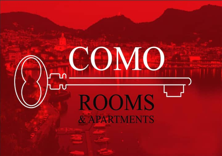 ComoRooms & Apartments - Double room with bathroom