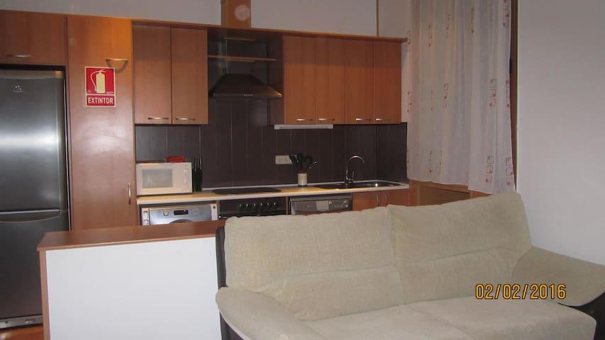 1- Apart.turistico centrico Plasencia - Plasencia - Appartamento