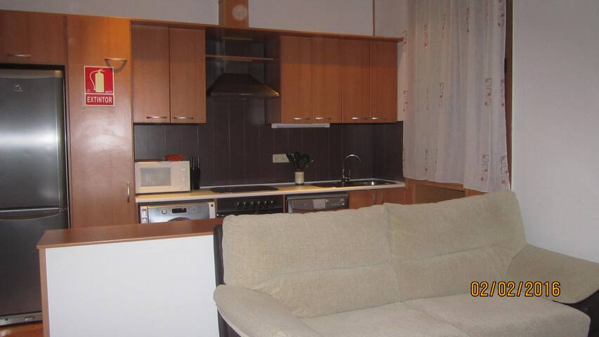 1- Apart.turistico centrico Plasencia - Plasencia - Apartamento