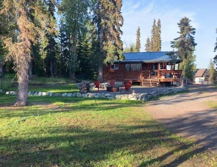 Private Alaskan Cabin