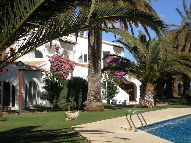 Résidence dans palmeraie direct mer - El Verger - Wohnung
