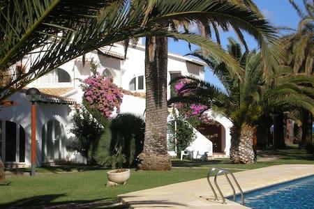 Résidence dans palmeraie direct mer - El Verger - Byt