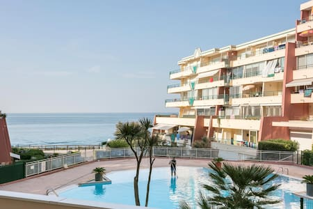 Great sea view and swimming pool