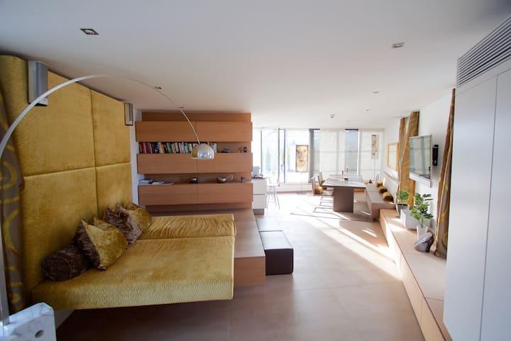 Luxus Penthouse Salzburg
