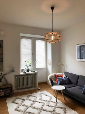 Charming 40m2 studio in Kallio