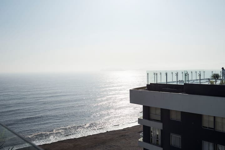 OceanView HOME1, Close Airport/Miraflores