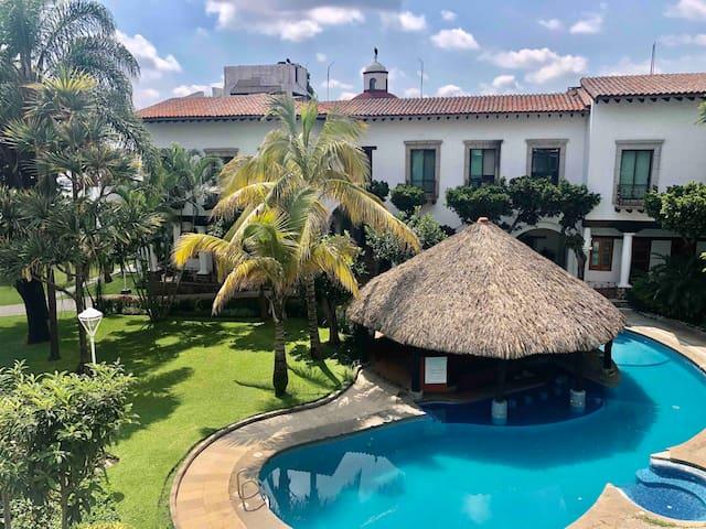 Hermoso Departamento en Cuernavaca, Los Silos