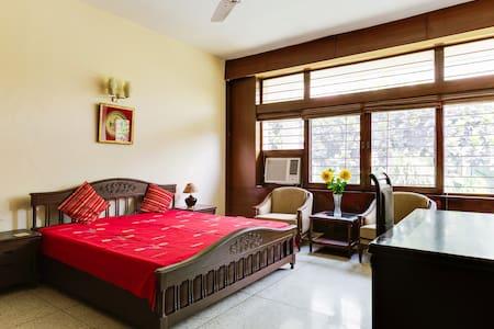 Comfort & Serenity in a green Delhi - New Delhi