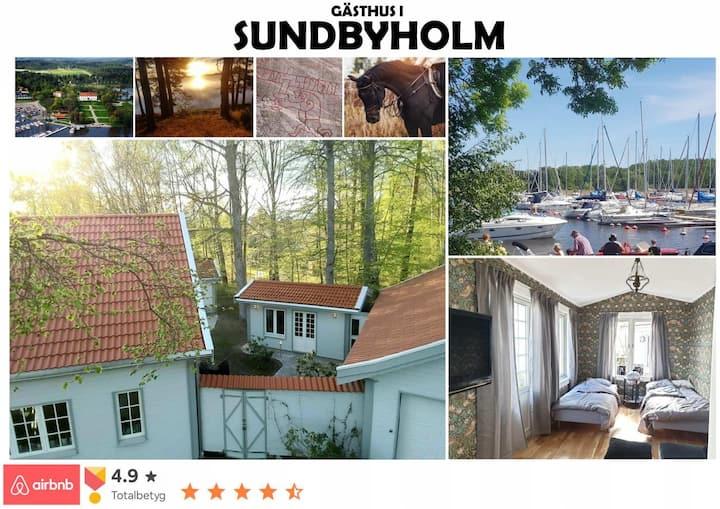 Gästhus i Sundbyholm