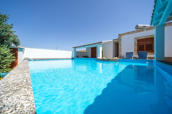 Alisia 2 - Relax Apt. with pool in Lampedusa