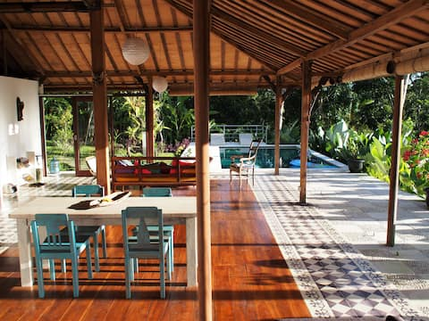 Villa Loti, Jatiluwih